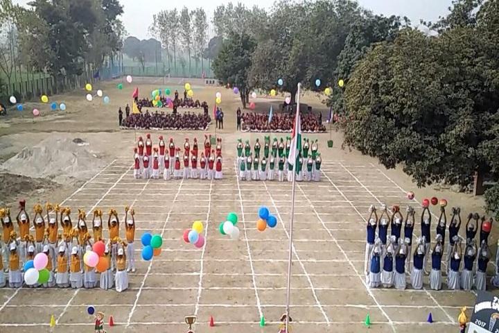 Pratap Public School-Sports Day Celebrations