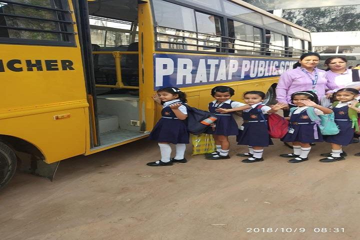 Pratap Public School-Transport