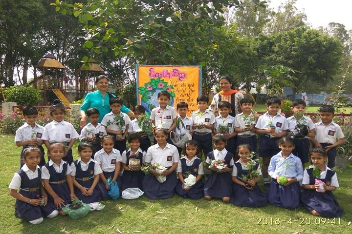 Pratap Public School-Tree Plantation Program