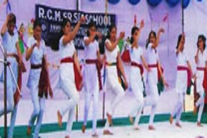 R C Memorial Senior Secondary School-Annual Day