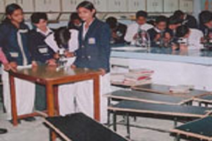 R C Memorial Senior Secondary School-Laboratory