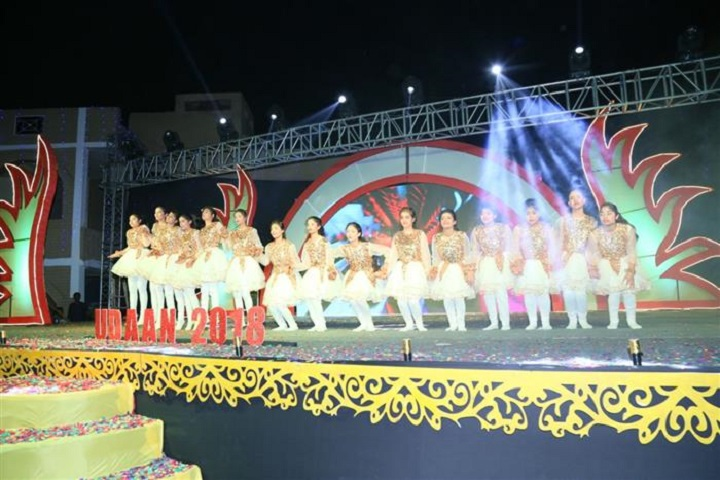 R K Memorial Senior Secondary School-Annual Day Dance Performance