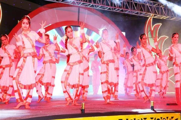 R K Memorial Senior Secondary School-Dance Performance