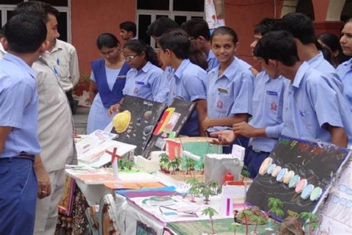 R K Memorial Senior Secondary School-Exhibition 2