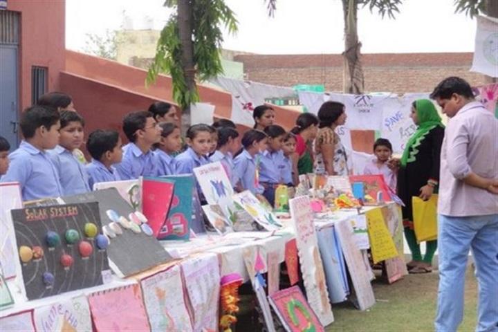 R K Memorial Senior Secondary School-Exhibition