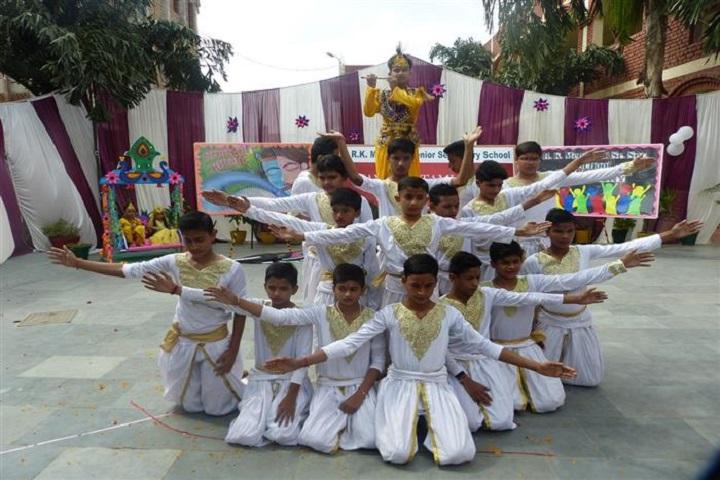 R K Memorial Senior Secondary School-Janmashtami Celebrations