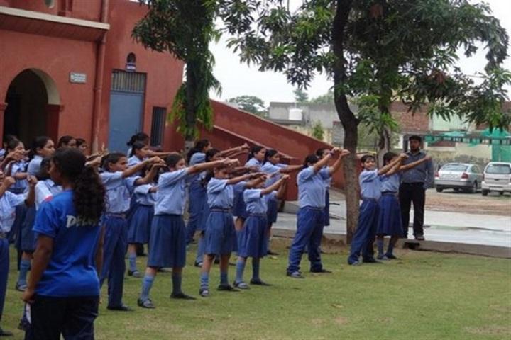 R K Memorial Senior Secondary School-Martial Arts