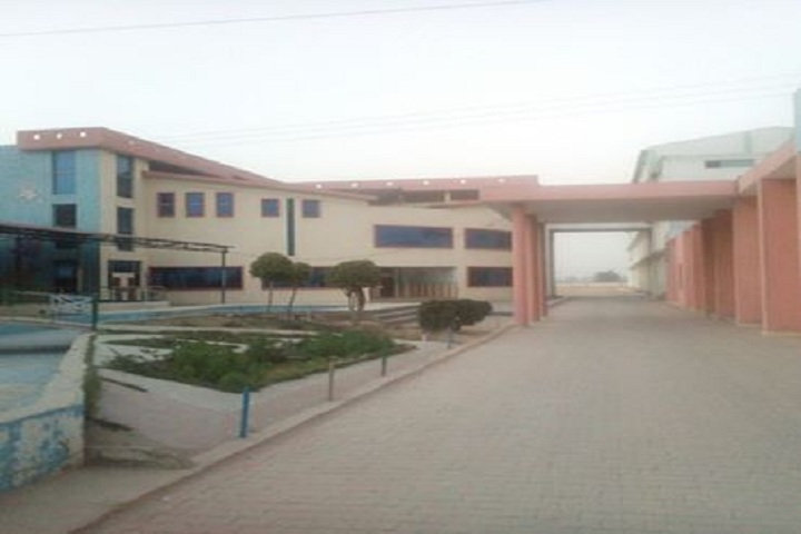 R N School-Campus View