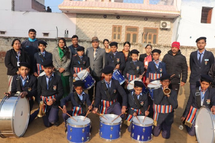 RBSM Public School-Band Group