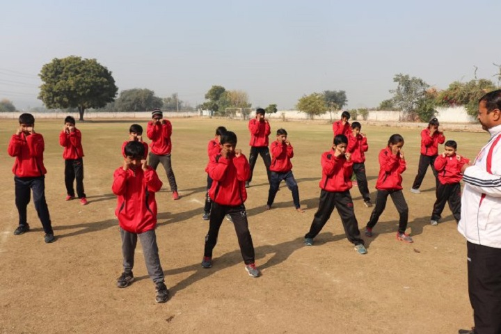 RBSM Public School-Boxing Class