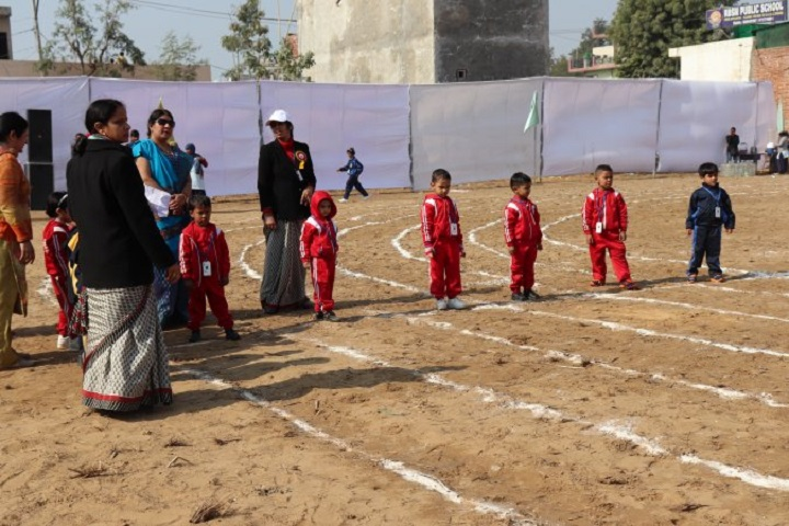 RBSM Public School-Kindergarden Running competition