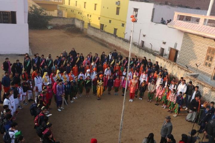 RBSM Public School-Republic Day Celebration