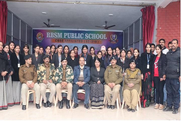 RBSM Public School-Staff