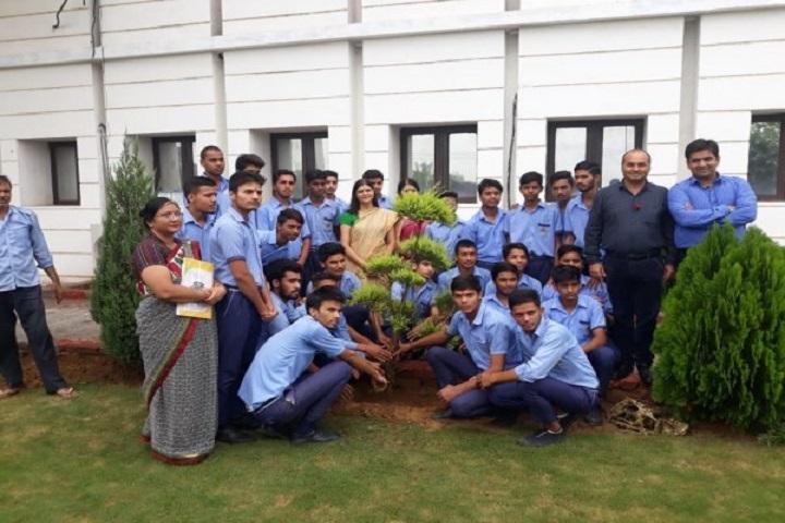 RBSM Public School-Tree Plantation