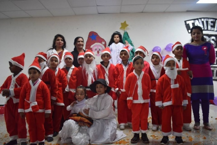 R P S Public Senior Secondary School-Christmas Celebrations