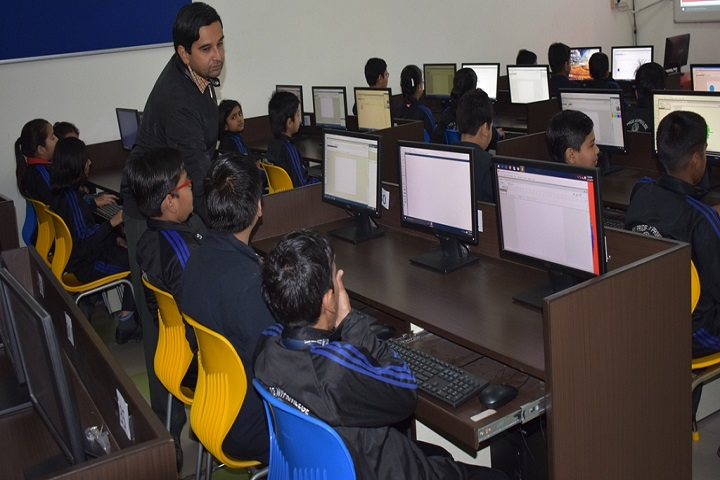 R P S Public Senior Secondary School-Computer Lab