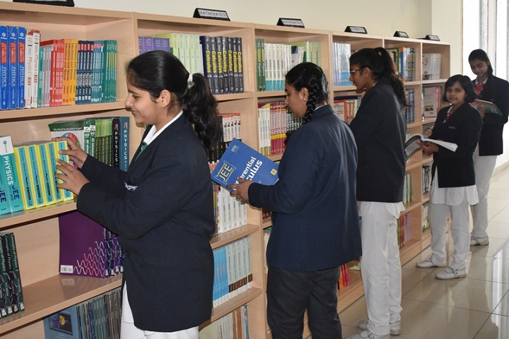 R P S Public Senior Secondary School-Library Room