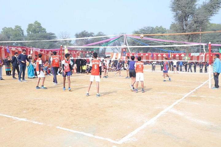 R P S Public Senior Secondary School-Sports Facilities