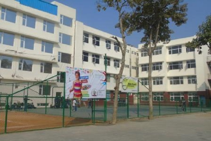 Rabindranath World School-Campus