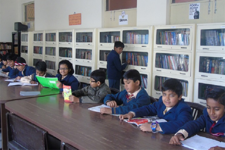 Rabindranath World School-Library Room