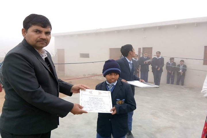 Raghunath Bal Vidya Mandir-Certification