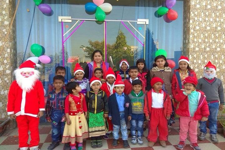 Rajendra Public School-Christmas Celebrations