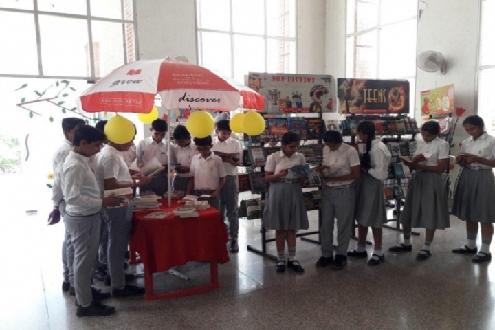Rajendra Public School-Book Fair