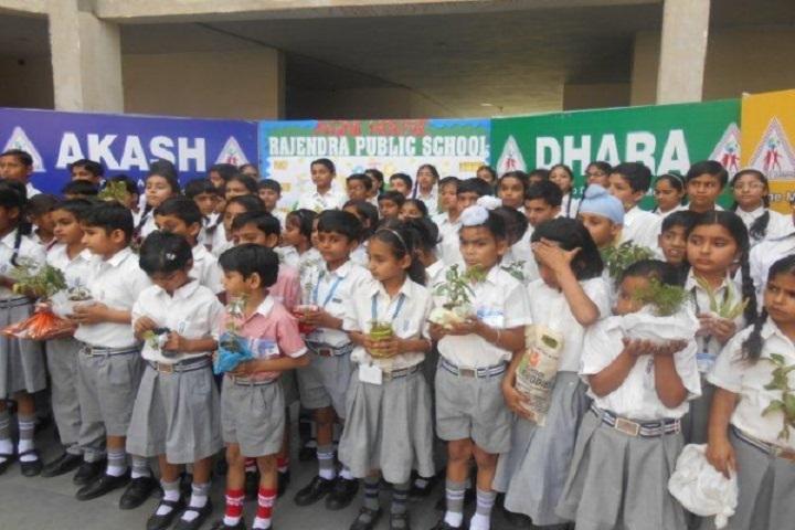 Rajendra Public School-Earth Day