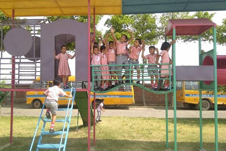 Rajendra Public School-Kindergarden Playing Area