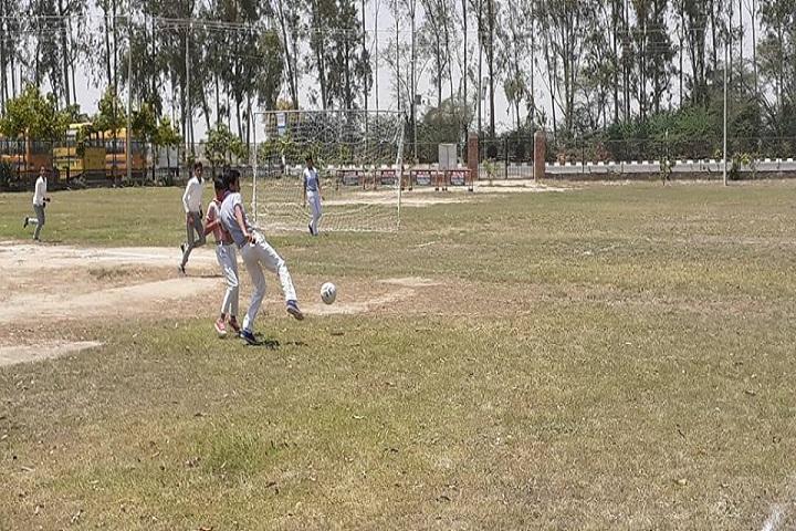 Rajendra Public School-PlayGround
