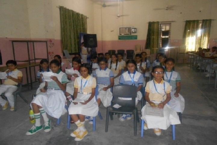 Rajendra Public School-Science Quiz Competition