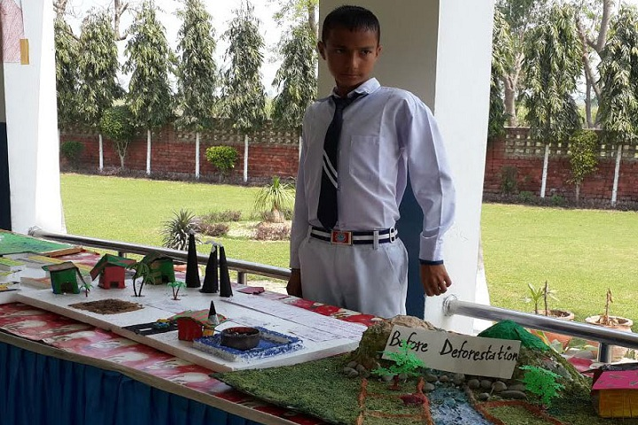 Rajkul Senior Secondary School-Exhibition