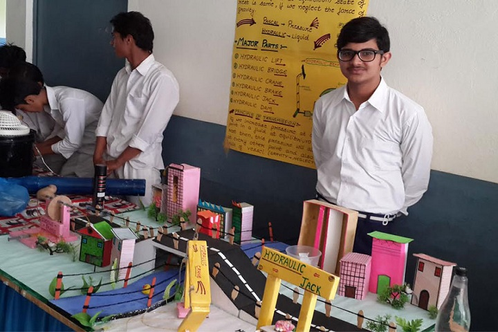 Rajkul Senior Secondary School-Science Exhibition