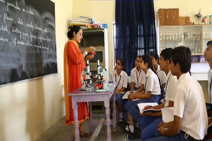 Ram Krishan Paramhans Senior Secondary School-Biology-Lab
