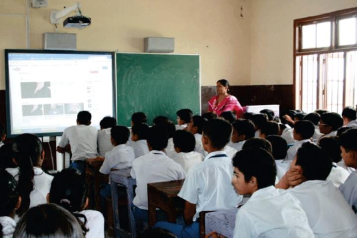 Ram Krishan Paramhans Senior Secondary School-Class Room