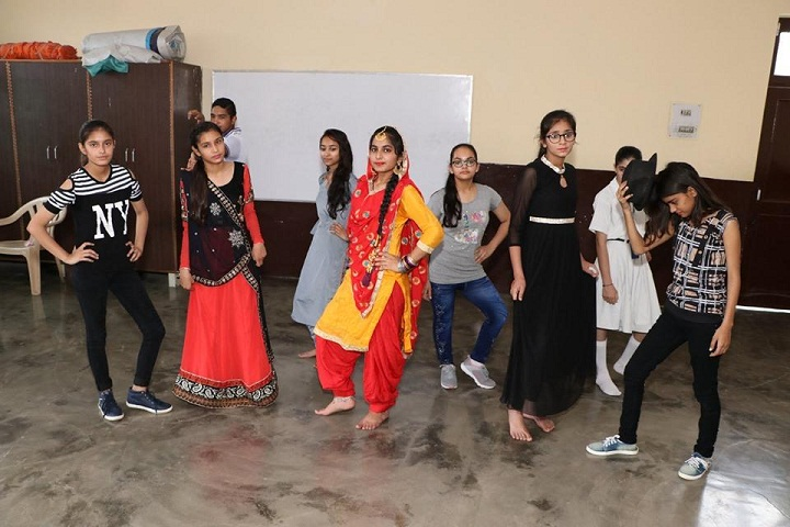 Ram Krishan Paramhans Senior Secondary School-Danceroom