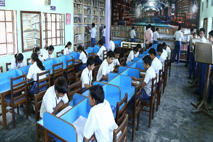 Ram Krishan Paramhans Senior Secondary School-Library