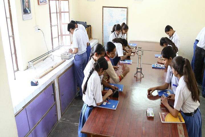 Ram Krishan Paramhans Senior Secondary School-Physics-Lab