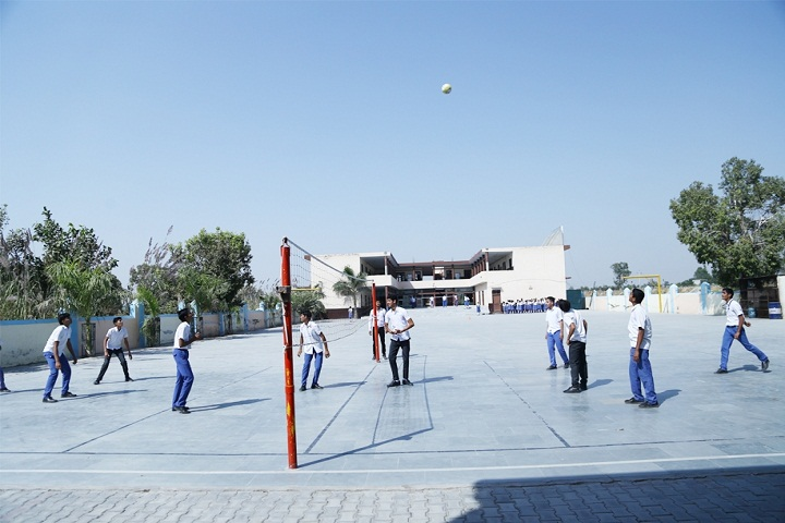 Ram Krishan Paramhans Senior Secondary School-Sports
