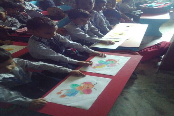 Ram Krishan Public School-Art