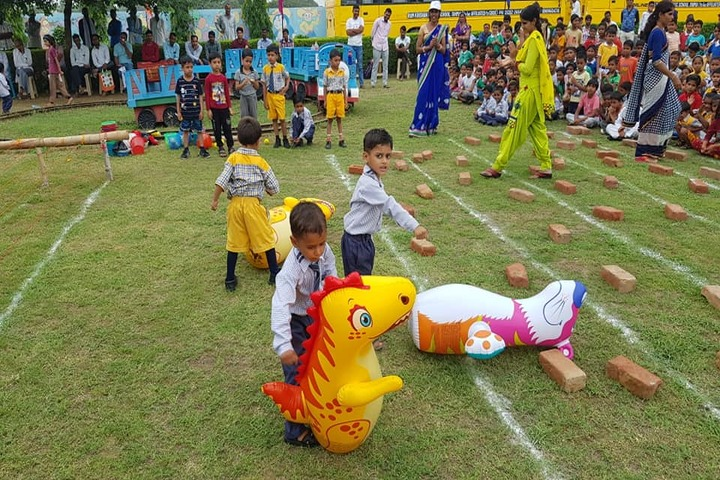 Ram Krishan Public School-Kids Play