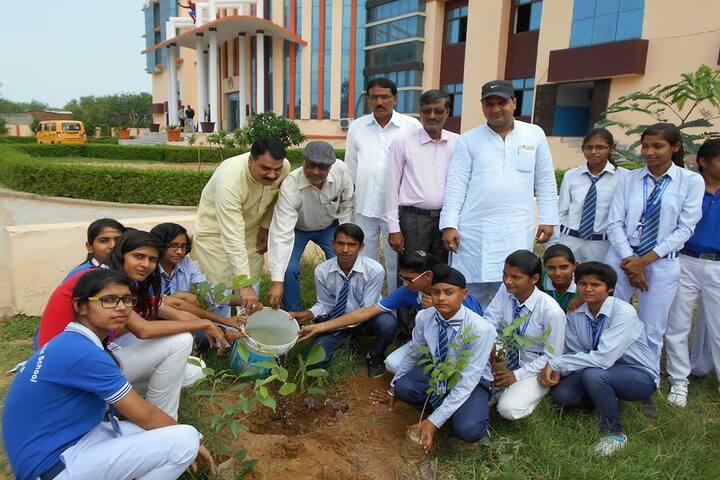 Ram Krishan Public School-Plantation