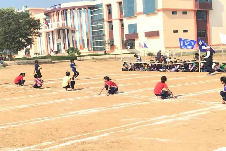 Ram Krishan Public School-Sports Day