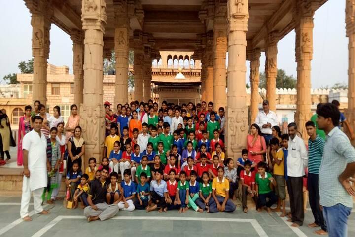 Ram Krishan Public School-Trip
