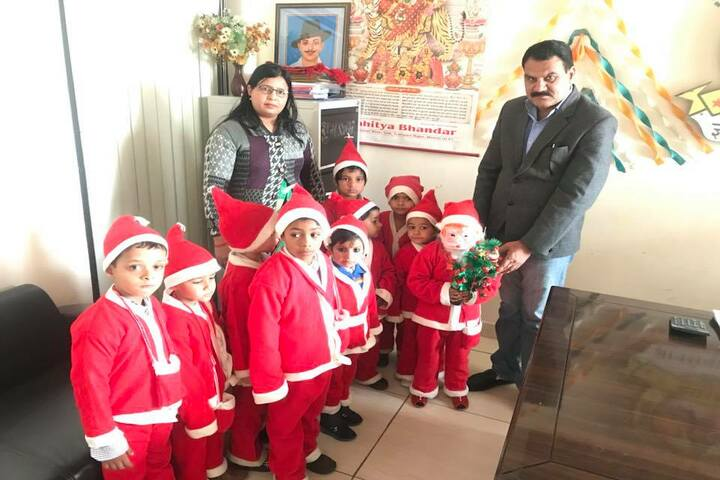 Ram Krishan Public School-Xmas Celebrations