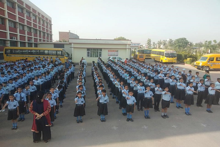 Ram Prasad Dav Public School-Assembly