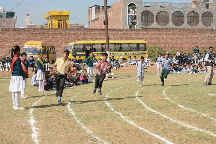 Ram Prasad Dav Public School-Sports Activity