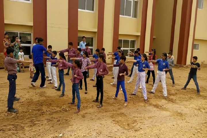 Rama and Krishna Public School-Sports Activity