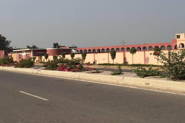 Ranbir Singh Model School-School View