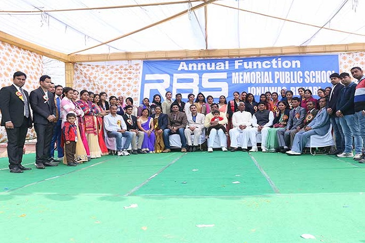 Rao Bane Singh Memorial High School-Annual Function